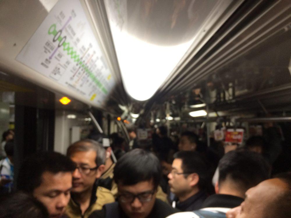 上海 地下鉄 乗り換え