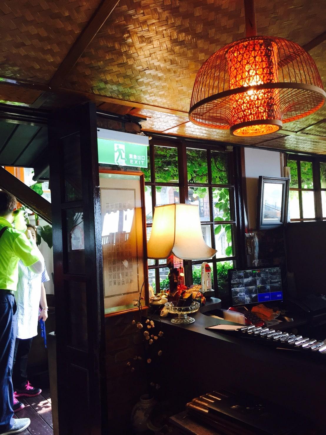 台湾 九份 喫茶店