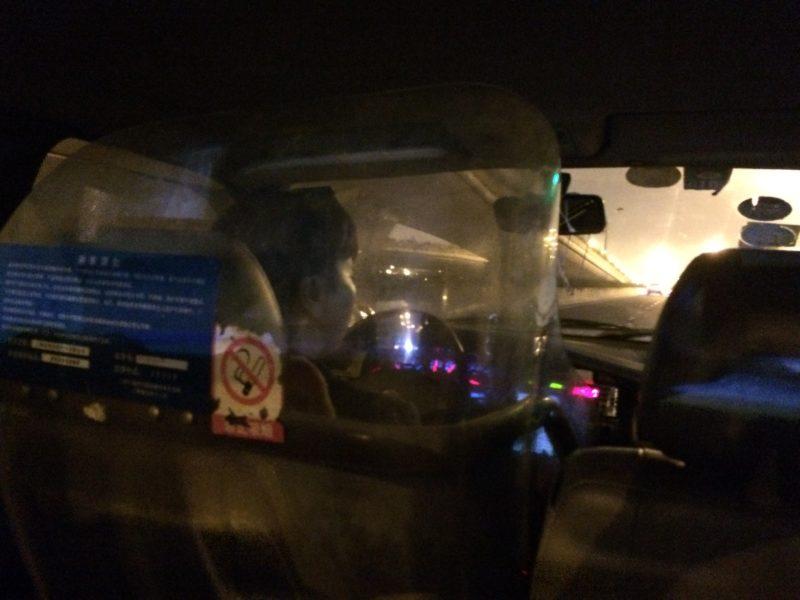 上海虹橋 タクシー