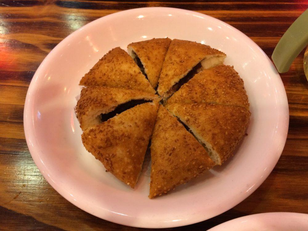 上海 揚げパン