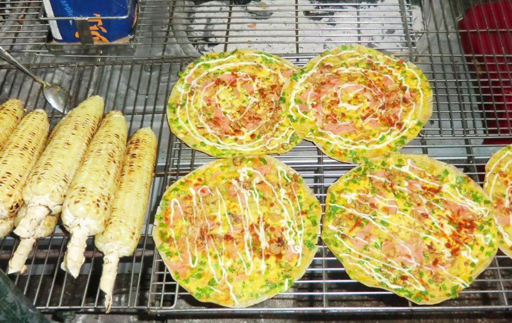 ベトナム ダラット ベトナム風ピザ