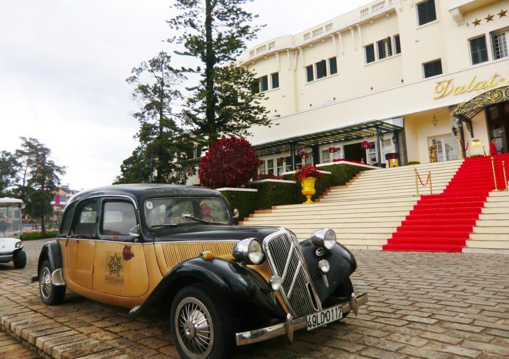 ベトナム ダラット パレス ヘリテージ ホテル