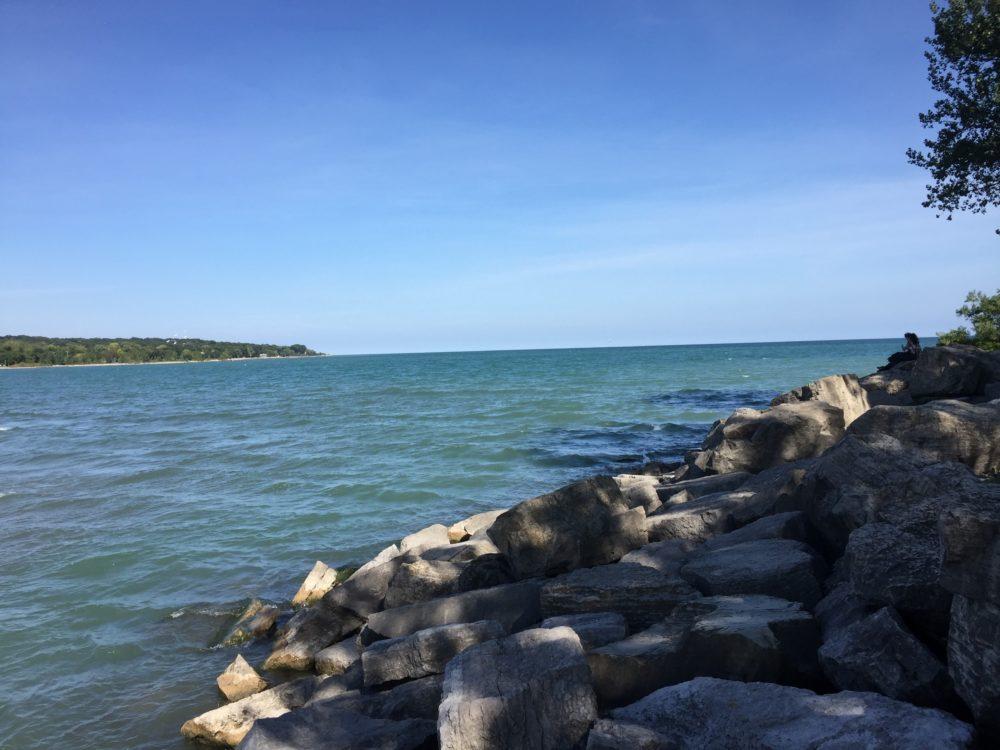 トロント ウッドバインパークビーチ 海