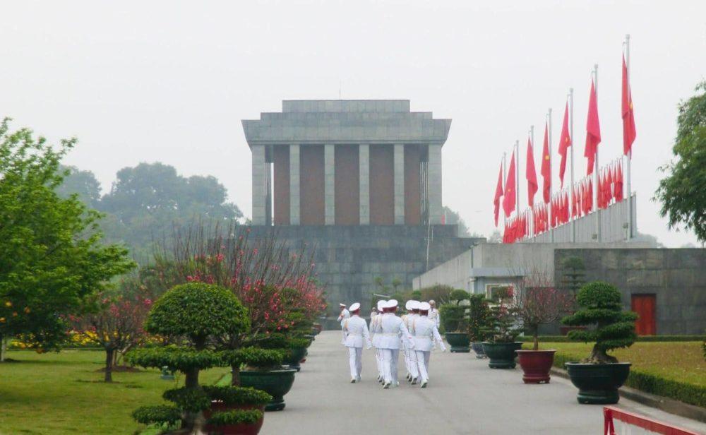 ベトナム ハノイ 旧正月テト