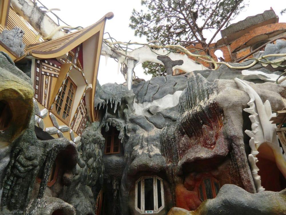 ベトナム ダラット クレイジーハウス