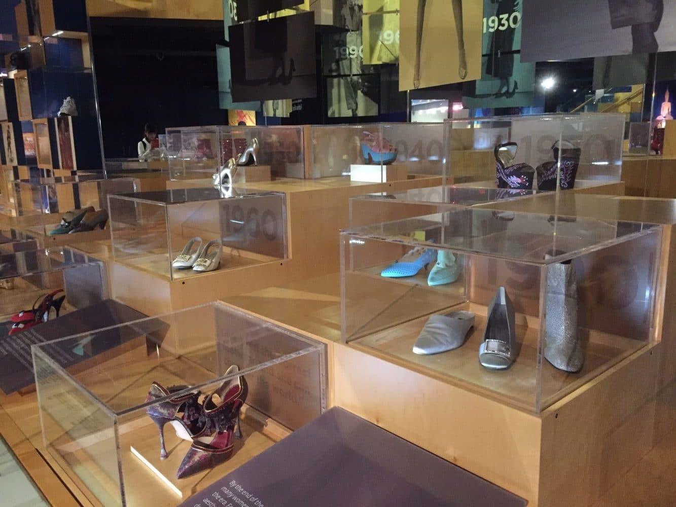トロント バータ靴博物館 世界の靴
