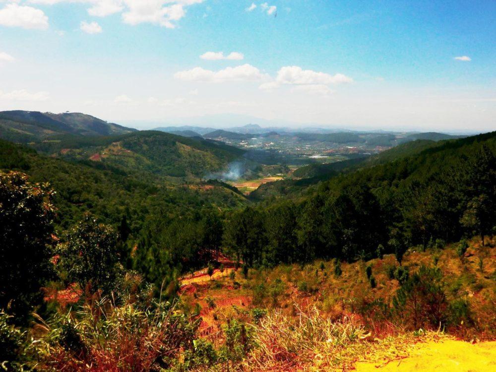 ベトナム ダラット モータサイクルツアー