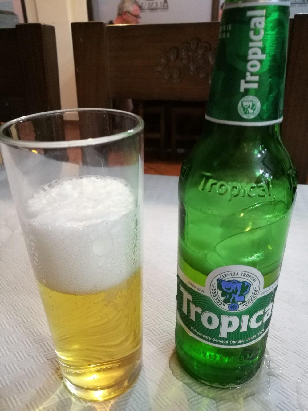 グランカナリア島 ラスパルマス ビール