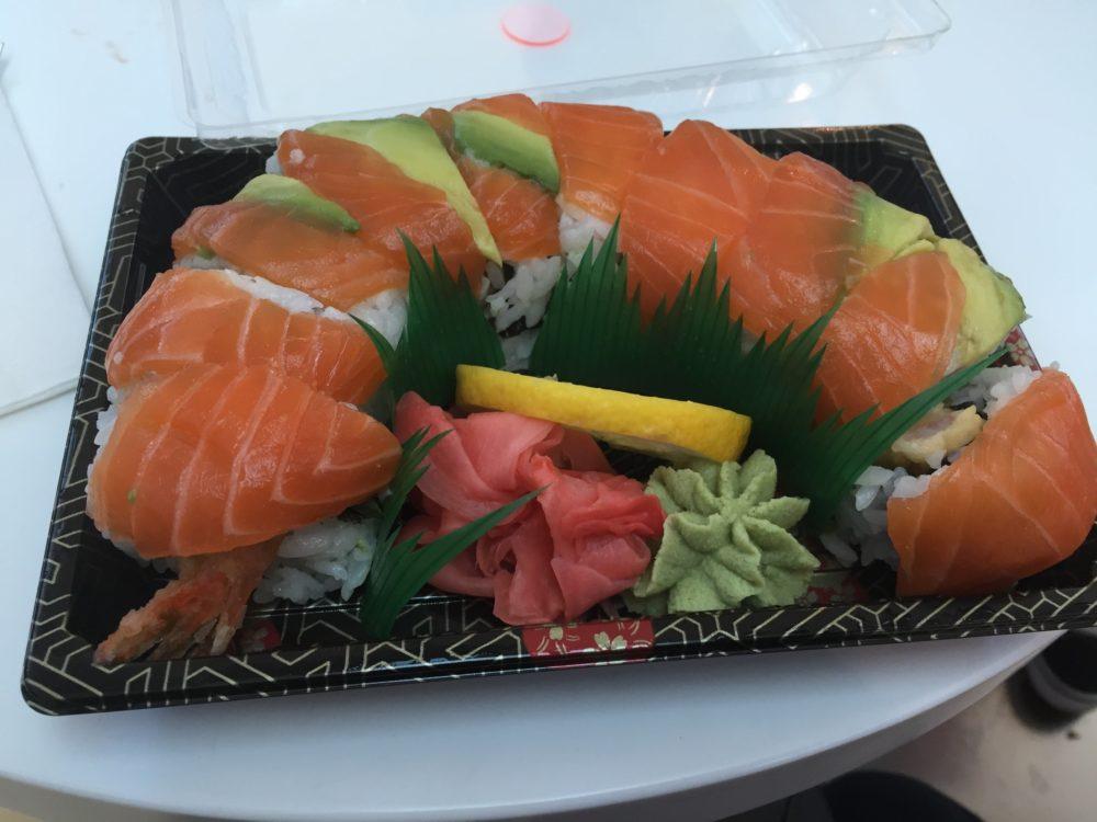 トロント 寿司