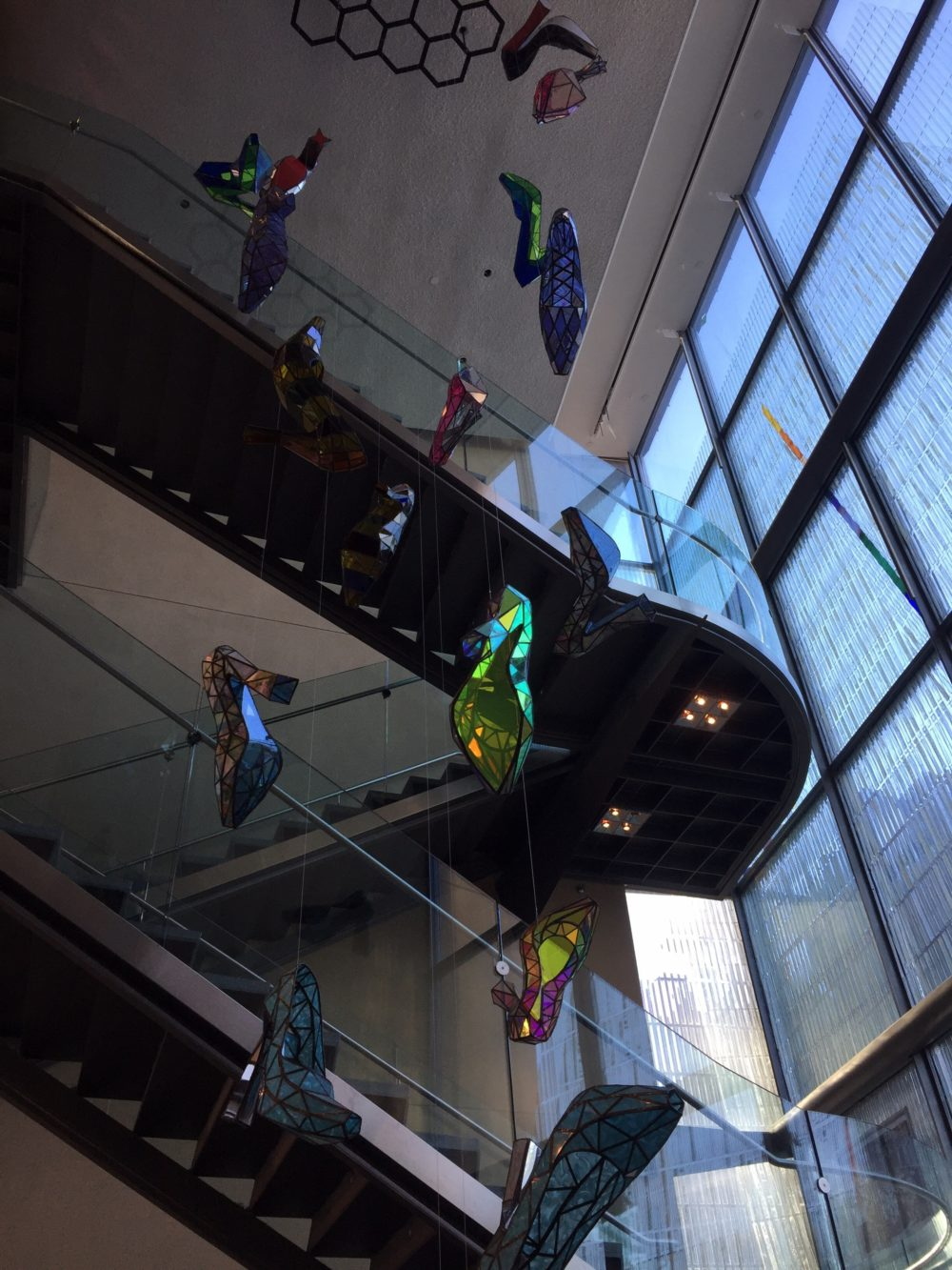 トロント バータ靴博物館 観光名所