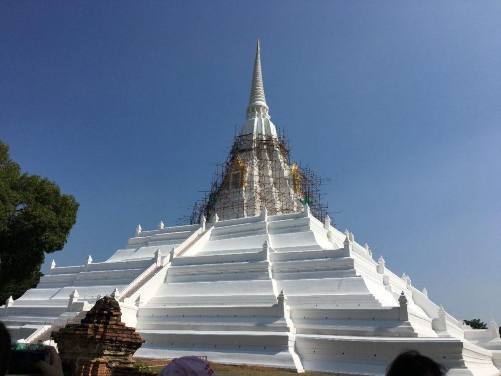 タイ アユタヤ ワット・プーカオ・トーン