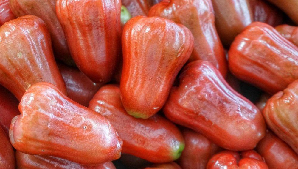 東南アジア トロピカルフルーツ ローズアップル