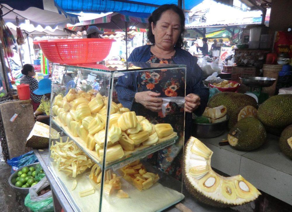 東南アジア トロピカルフルーツ ジャックフルーツ