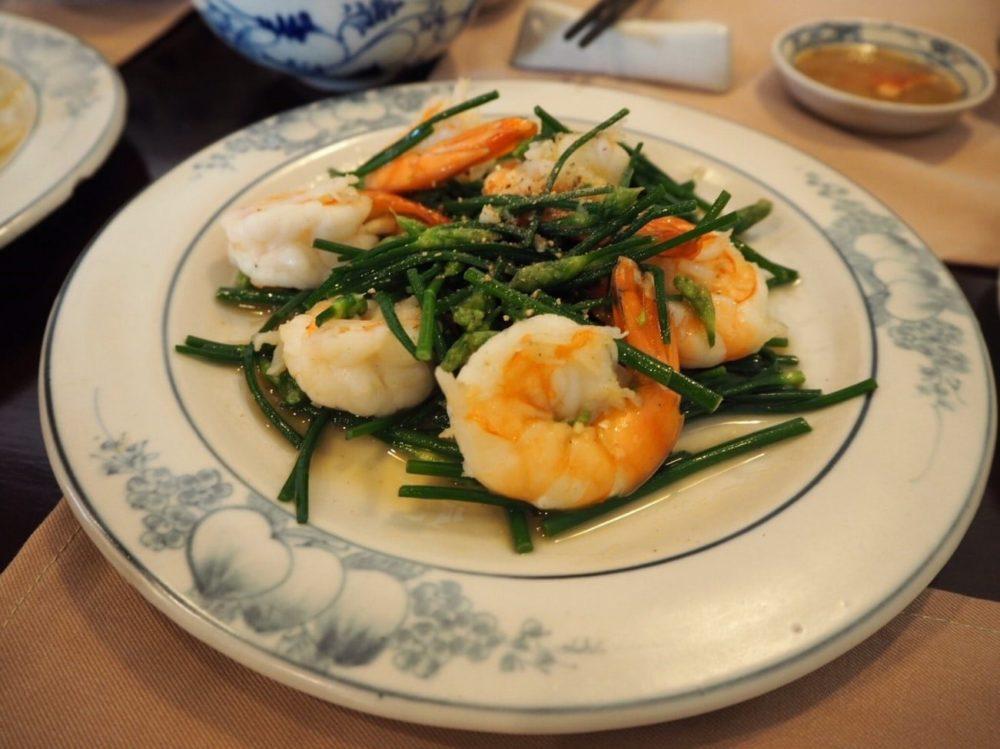 ベトナム料理 花 食用