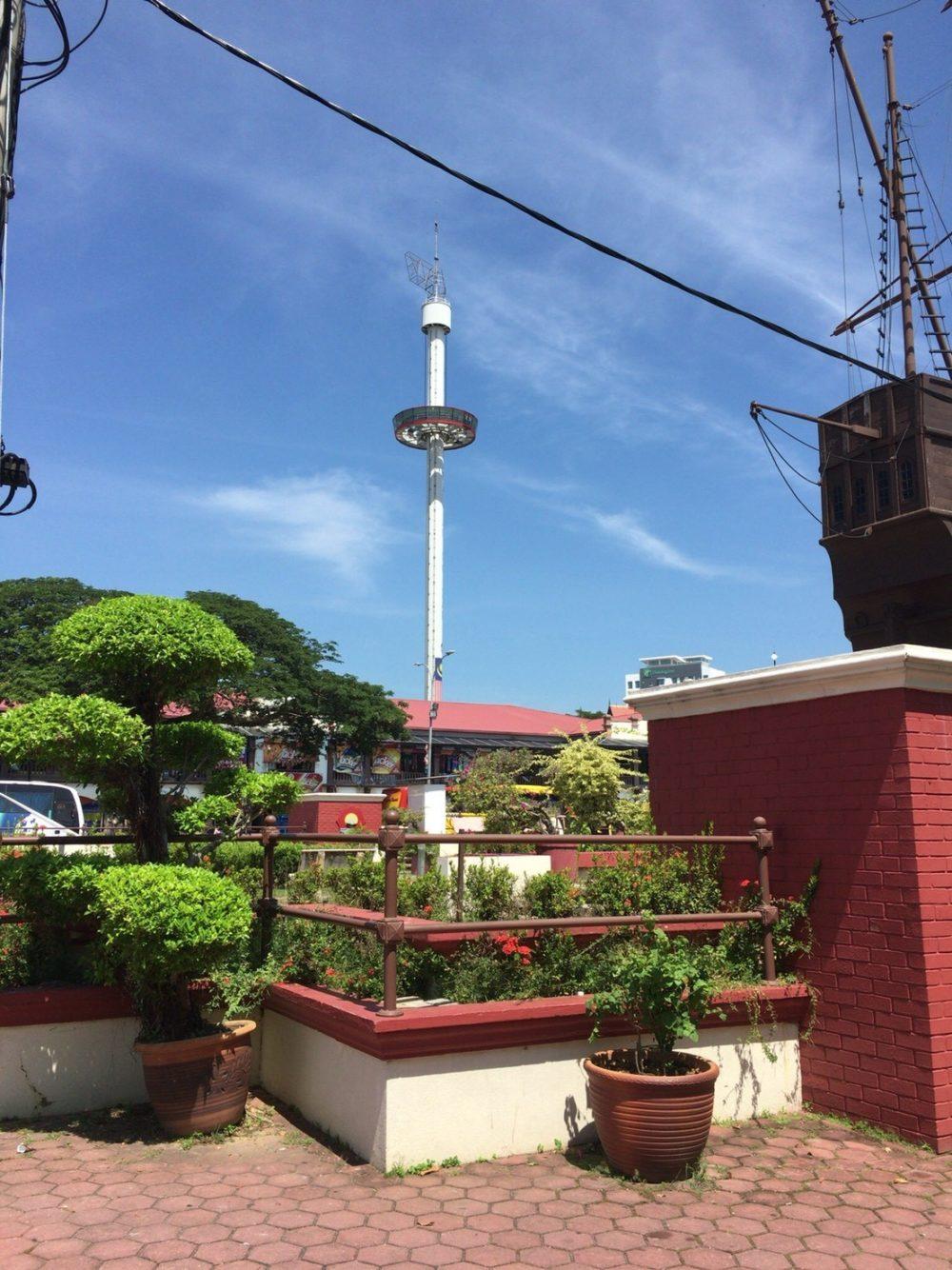 マレーシア マラッカ マラッカタワー