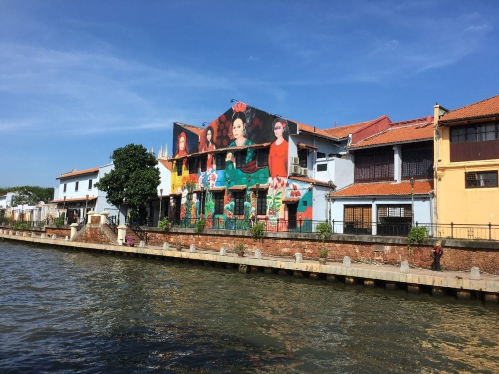 マレーシア マラッカ マラッカ川