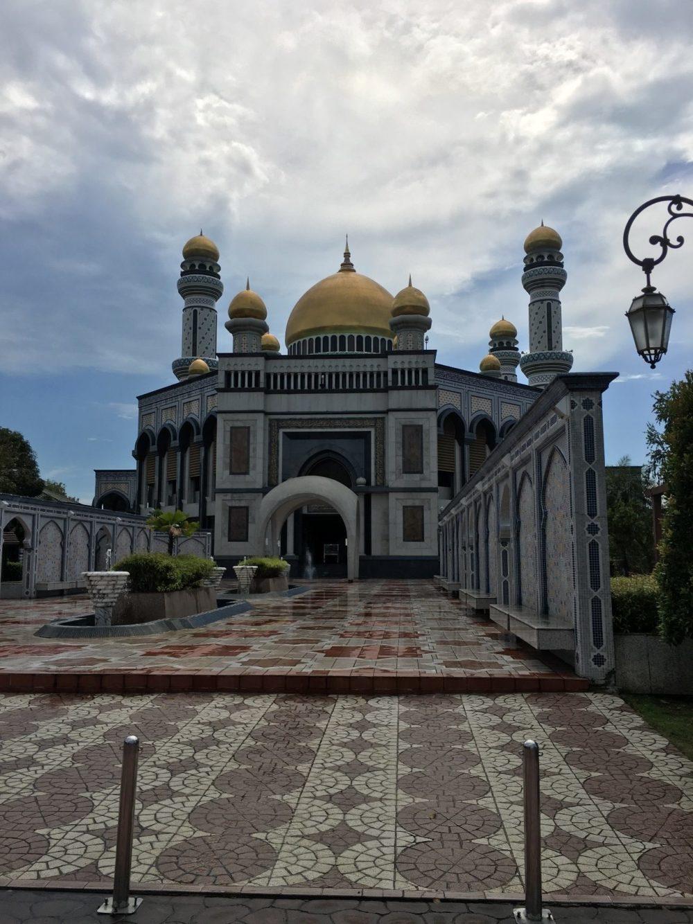 ブルネイ ニューモスク ジャメ・アスル・ハサナル・ボルキア・モスク