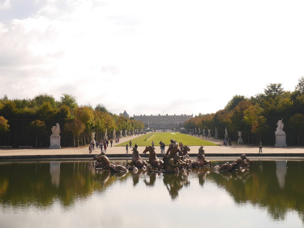 フランス 世界遺産 ヴェルサイユ宮殿