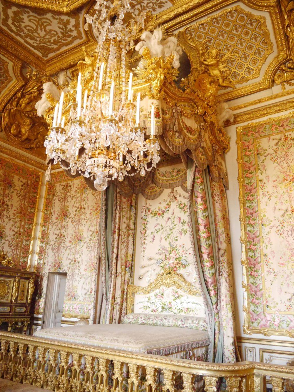 フランス 世界遺産 ヴェルサイユ