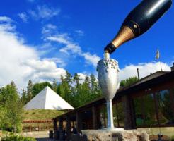 カナダ ワイン オカナガン地方