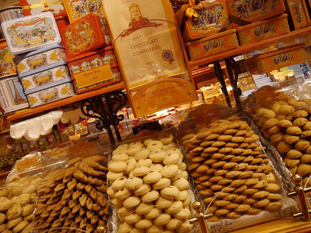 パリ サンルイ島 クッキー