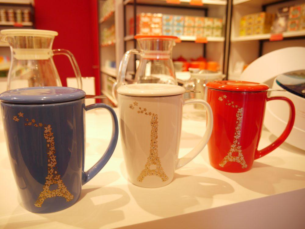 パリ お土産 マグカップ