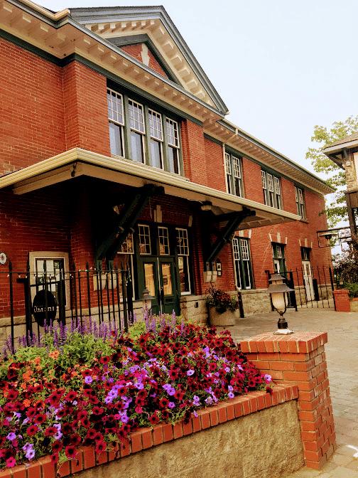 カナダ カムループス 駅