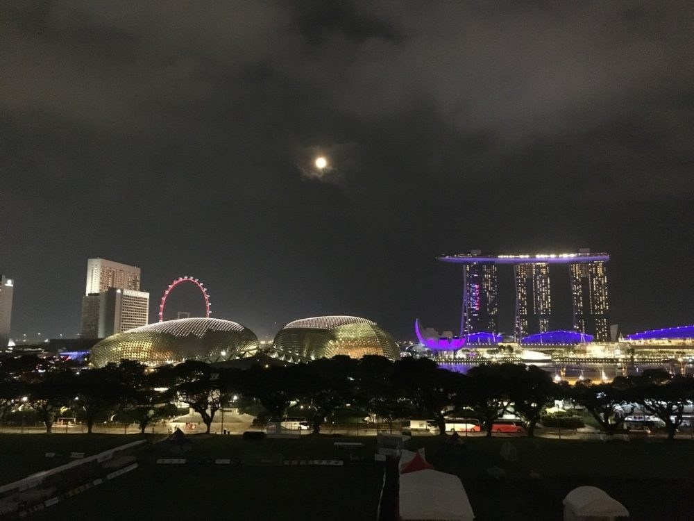 シンガポール 夜景 人気スポット