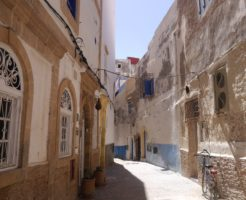 モロッコ エッサウィラ 世界遺産の街