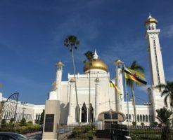 ブルネイ スルタン・オマール・アリ・サイフディン・モスク オールドモスク