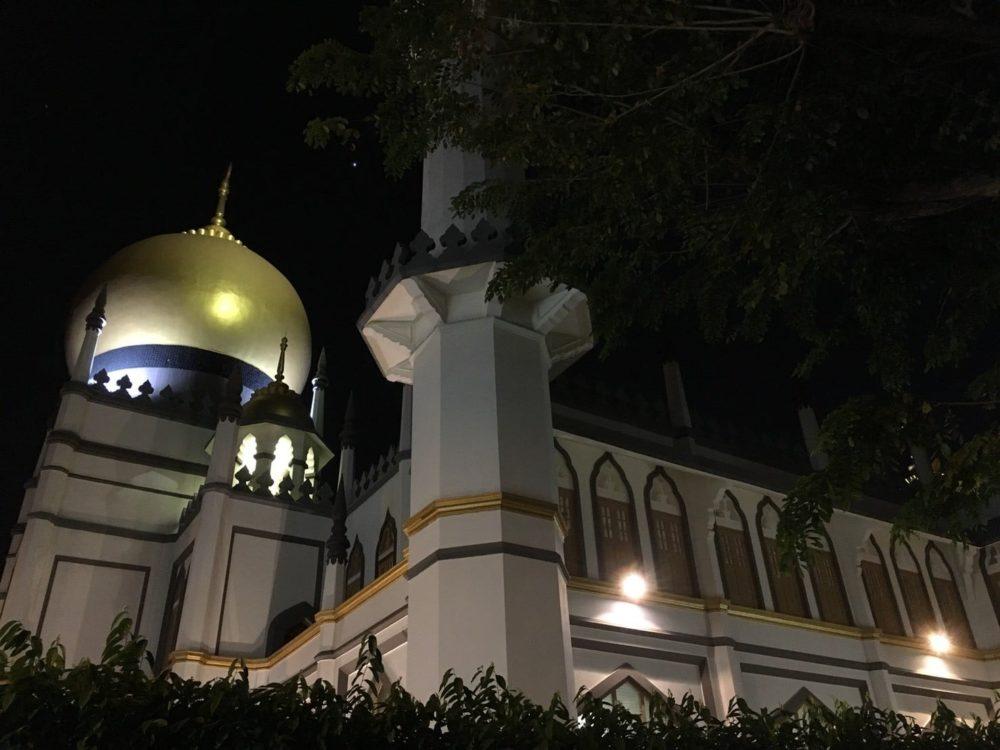 シンガポール アラブストリート モスク