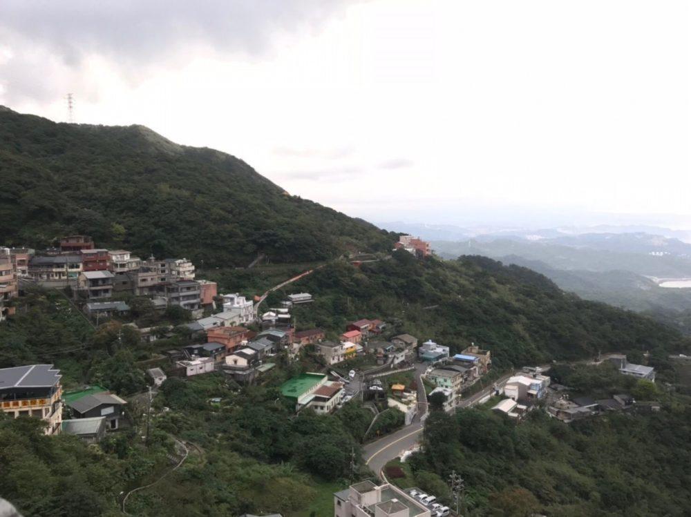 台湾 台北 九份