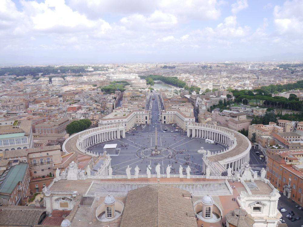 イタリア ローマ スペイン広場