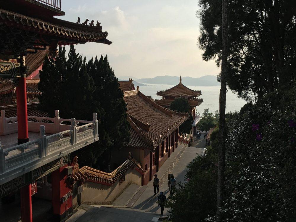 台中 日月潭 文武廟