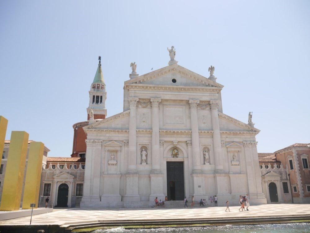 イタリア ヴェネツィア サンジョルジョ・マッジョーレ教会