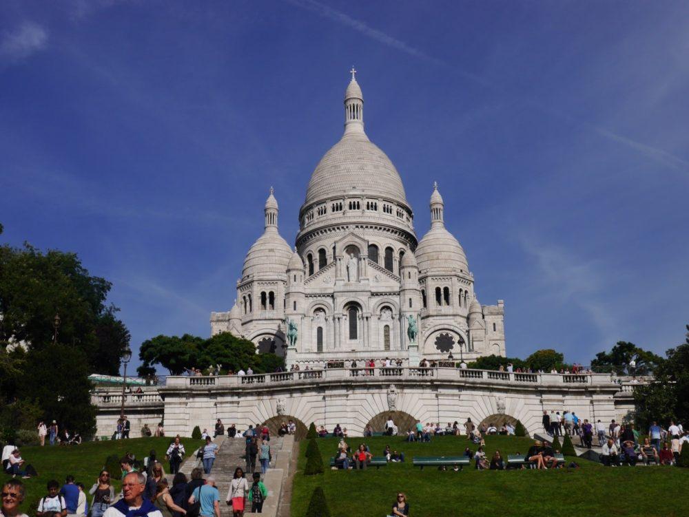パリ 観光スポット サクレ・クール寺院