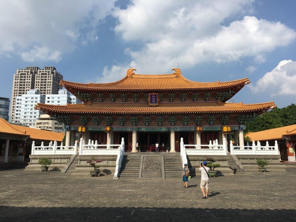 台湾 台中 孔子廟