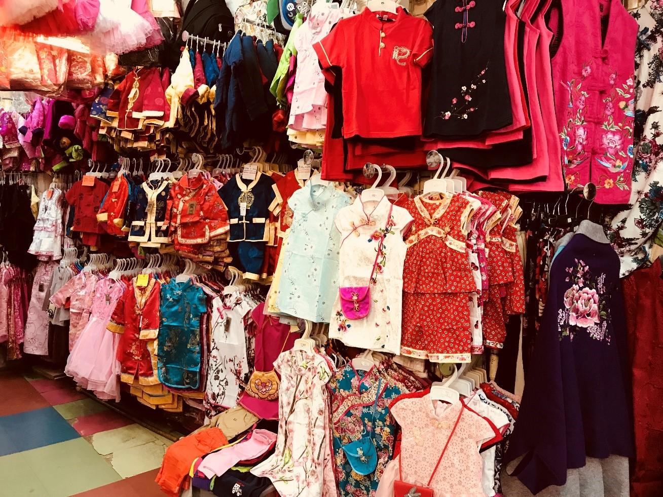 香港 買い物 スタンレー・マーケット