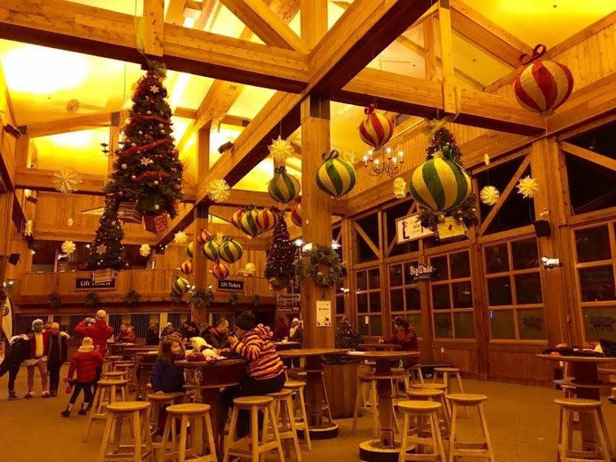 カナダ スキー場 ビッグ・ホワイト・スキー・リゾート
