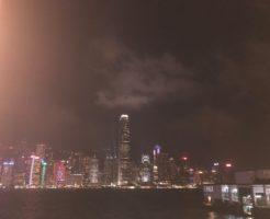 香港 夜景 シンフォニー・オブ・ライツ