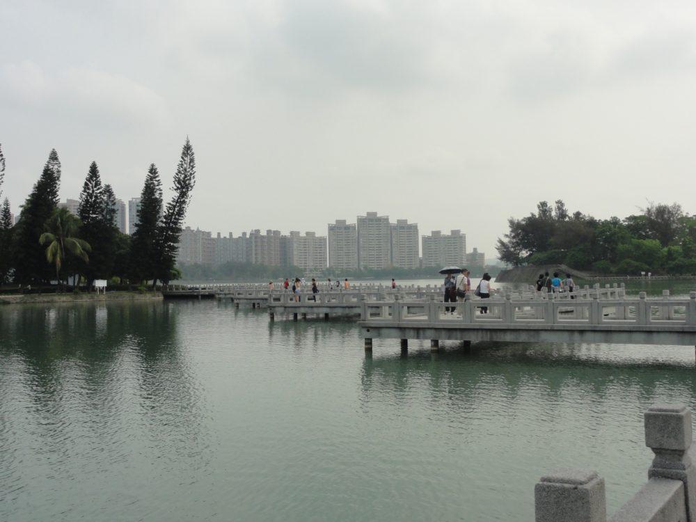 台湾 西湖 澄清湖