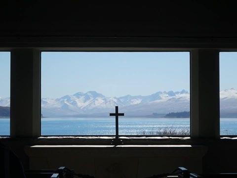 ニュージーランド 観光 テカポ湖