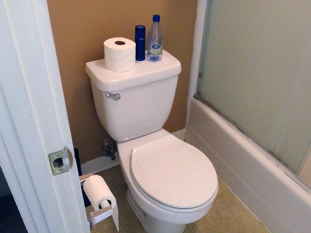 アメリカ トイレ事情 おしり洗浄器